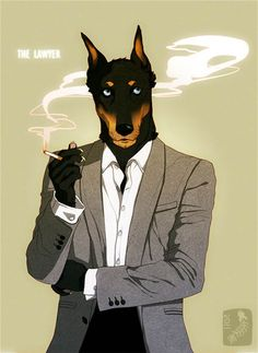 The Debonair Dobey