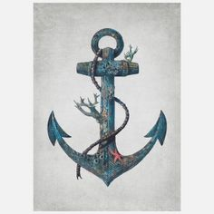Lost At Sea Canvas Terry Fan My tattoo sort of looks like this..