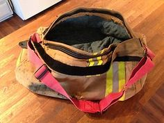 Bunker Gear Duffle Bag