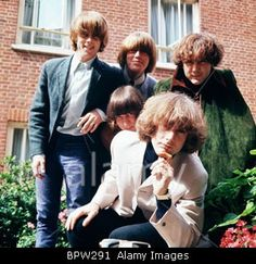 The Byrds with Gene Clark 1965