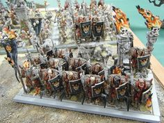 """Crusaders of Morr"" [ Infantry Phalanx] 