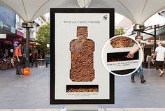 Der WWF entwirft Verpackungen für natürliche Produkte | KlonBlog