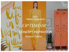 Trend Subscription:  OPTIMISM Optimism, Summary, Abstract, Positivity