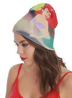 Disney The Little Mermaid Ariel & Flounder Slouch Beanie, $11.60, hottopic.com   - Seventeen.com