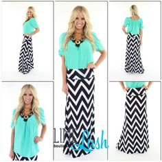 LOVE the top with this skirt!!!!