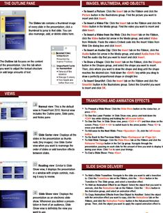 Microsoft Office PowerPoint 2010 | Microsoft Office Specialist Excel - Automation, VBA, Macros ...