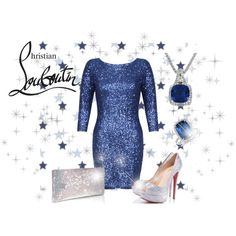 """""""Dallas and Louboutin"""" by laaudra-rasco on Polyvore"""
