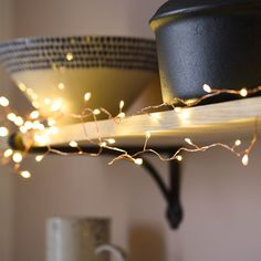 Copper Wire LED Fairy Lights