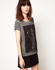 Eleven Paris   Eleven Paris Jagger T-Shirt at ASOS $81