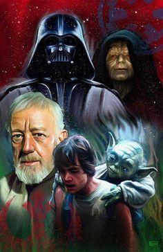 Star wars art work