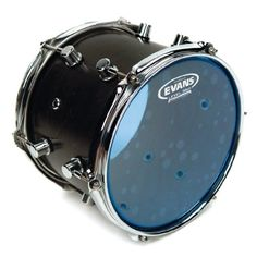 Evans Hydraulic Blue Drum Head 18 Inch *** Click image to review more details.Note:It is affiliate link to Amazon.