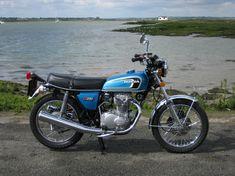 1975 Honda CB250 G5