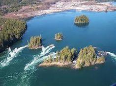 nakwakto rapids Super Natural, Sunshine Coast, Vancouver Island, British Columbia, Prince, Sea, Places, Water, Charlotte