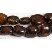Bone Trade Beads Brown Polished Kenyan African ...