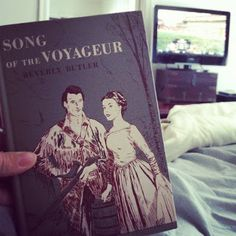 Day 4 - Weekend reading - SONG OF THE VOYAGEUR // Quirky Bookworm The Return of #DailyBookPic