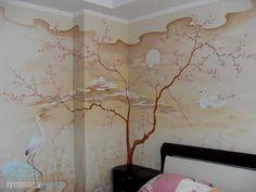 роспись стен своими руками - Поиск в Google