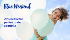 BLUE WEEKEND la Blue Air: reducere 25% la toate zborurile! Blue Air, Valencia, Exercise, Gym, Italia, Ejercicio, Tone It Up, Work Outs, Training