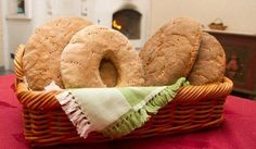 Keskipohjanmaalainen sekaleipä   Maa- ja kotitalousnaiset Bread, Food, Eten, Bakeries, Meals, Breads, Diet