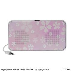 sugarparade Sakura Bloom Portable Speaker