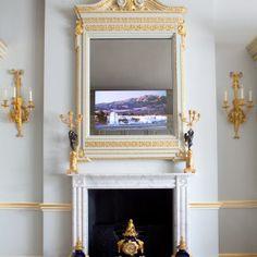 Gallery | Magic Mirror TV | Bespoke frames for mirrored TV