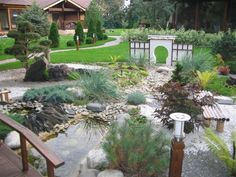garden ideas and outdoor living | Beautiful Japanese Garden Design, Landscaping Ideas for Small Spaces