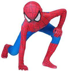 Kids Spiderman Costume, Superhero Costumes Kids, Superhero Kids, Kids Costumes Boys, Boy Costumes, Super Hero Costumes, Cosplay Costumes, Superhero Halloween, Spiderman Spider
