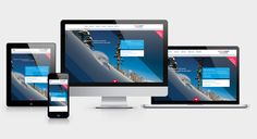 INTERSPORT WALENSEE - Responsive Website, Newsletter, 360° Panorama, Webdesign