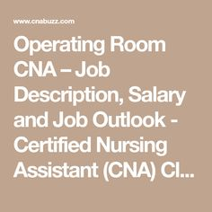 The Importance Of Cnas  Cna  Nursing     Nursing