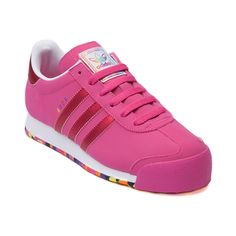 Shop for Womens adidas Samoa Athletic Shoe in Pink Pink at Shi by Journeys. Shop today for the hottest brands in womens shoes at Journeys.com.