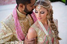 Sarasota, FL Indian Fusion Wedding by Kimberly Photography