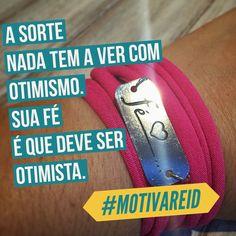 Andar com Fé eu vou Que a Fé não costuma falhar!  Pingente Fé disponível em nosso site www.motivareid.com.br  #AndarComFé #TerFé #ManterAFé #Motivare #PulseiraMotivacional #MotivareID  #BelieveInYourSelf #Believe #Faith