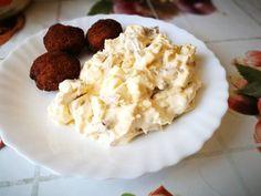 Potato Salad, Mashed Potatoes, Cauliflower, Vegetables, Ethnic Recipes, Food, Whipped Potatoes, Cauliflowers, Meal