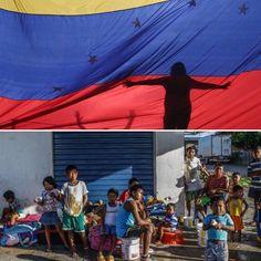 E no outro extremo das nossas fronteiras... A ONU alerta para uma explosão no número de refugiados da #venezuela  e um fluxo inédito de pessoas que buscam asilo em países da região inclusive o #brasil . . #Numeros Dados divulgados nesta sexta-feira 14 pelas Nações Unidas apontam que nos seis primeiros meses de 2017 52 mil venezuelanos pediram asilo no exterior. Em 2016 foram 27 mil. No total mais de 30 mil venezuelanos estariam vivendo no Brasil muitos deles de forma irregular.  De acordo…