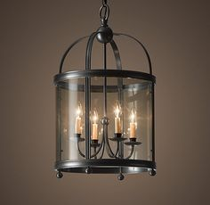WESTON ROUND PENDANT $719 - $999ITEM#68070126 BRZ $539 - $749	Restoration Hdw