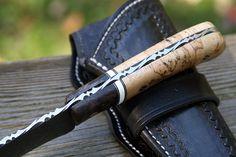 Pastors got a new knife!
