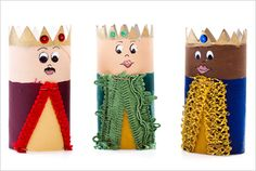 3 kings day crafts | Keep the Christmas spirit going with a Three Kings' Day (also known as ...