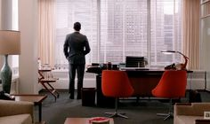 Mad Men - Don Draper office