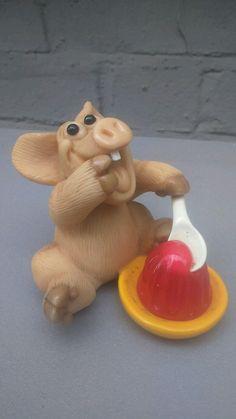 Piggin Collectors Figurine Piggin Sweet TOOTH2005 Ornaments PIG   eBay