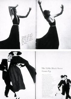 Alexey Brodovitch- Art Director, Fashion Photographer, Pioneer of visually dynamic editorial spreads.