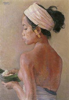 Roland Strasser - Gadis Bali