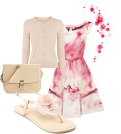 """lovely spring"" by ulstblog on Polyvore"