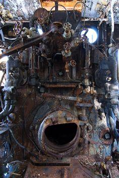 草原のポニー 国鉄C56形蒸気機関車 清里駅前に展示