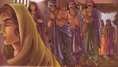 Drupada arranged a swayamvara for Draupadi's marriage in the Panchala court. At the centre of the court a pole was erected over which there was a revolving wheel. On the wheel was a wooden fish. At the bottom of the pole there was a pan of water. The one, who could shoot an arrow at the eye of revolving fish while looking at its reflection in the water below, would marry Draupadi. This was the condition for the swayamvara.