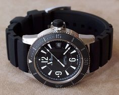 Jaeger Lecoultre Diving Auto Navy Seal LTD Edition