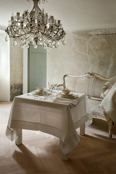 Love this room - so serene and elegant. Images we like (NB. not a product of Chichi Furniture)