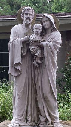 """by-grace-of-god: """" THE HOLY FAMILY - photo taken by """"hobo for Christ"""" Meg Hunter-Kilmer """""""