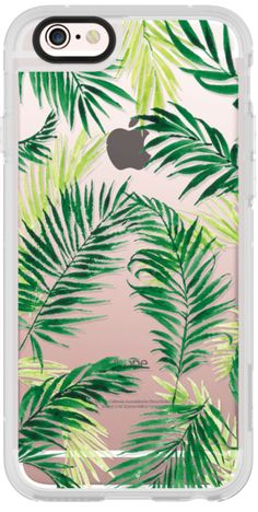 Casetify iPhone 6s New Standard Case - Under the Palm Trees by Sharon Juan #Casetify