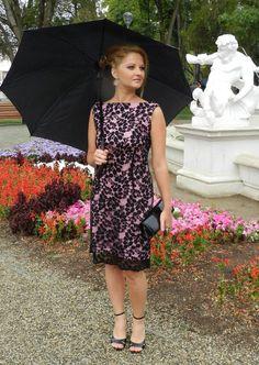 little pink (black) dress