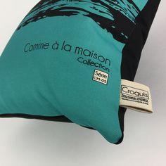 Coussin Collection COMME ? LA MAISON 23X23 pouces