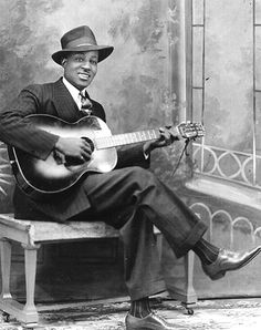 """Before there was a Big Bill Broonzy, there was Lee Conley Bradley, born in Arkansas, and raised with nine siblings on a sharecropper plantation. Bob Riesman's meticulously researched biography, ""I Feel So Good: The Life and Times of Big Bill Broonzy,"" is a highly enjoyable portrait of a man who knew he who was blessed with a unique, emotive voice that could nimbly shift from a meditative, brooding drawl to rollicking, boisterous twang..."" More at link"